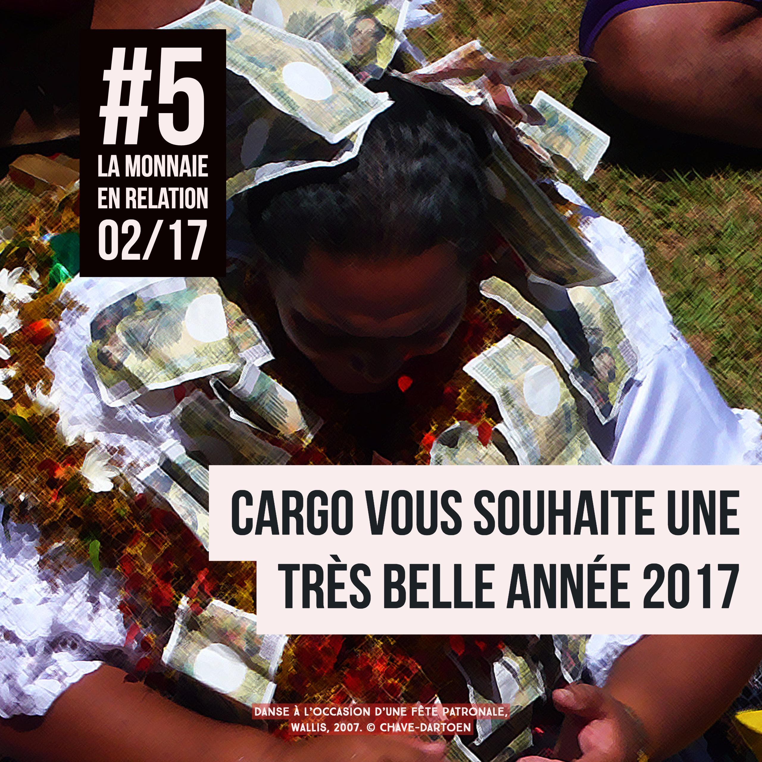 cArgo- Meilleurs voeux 2017 !
